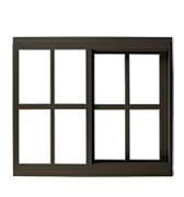 """24"""" x 21"""" Aluminum Slider Window"""
