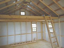 Deluxe Cabin Inside Loft