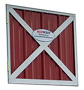 Hibarn Loft Door