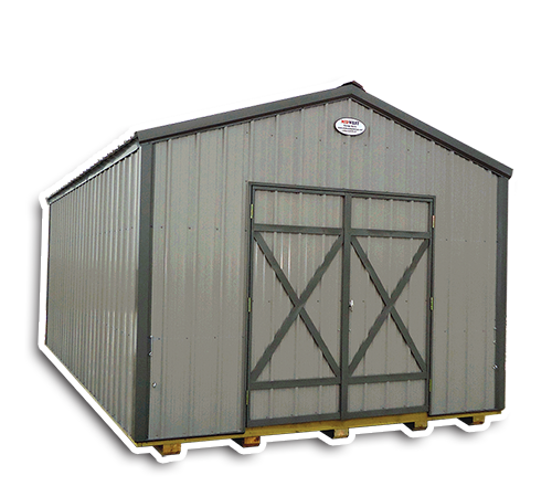 Cottage Barns - Metal Storage Buildings