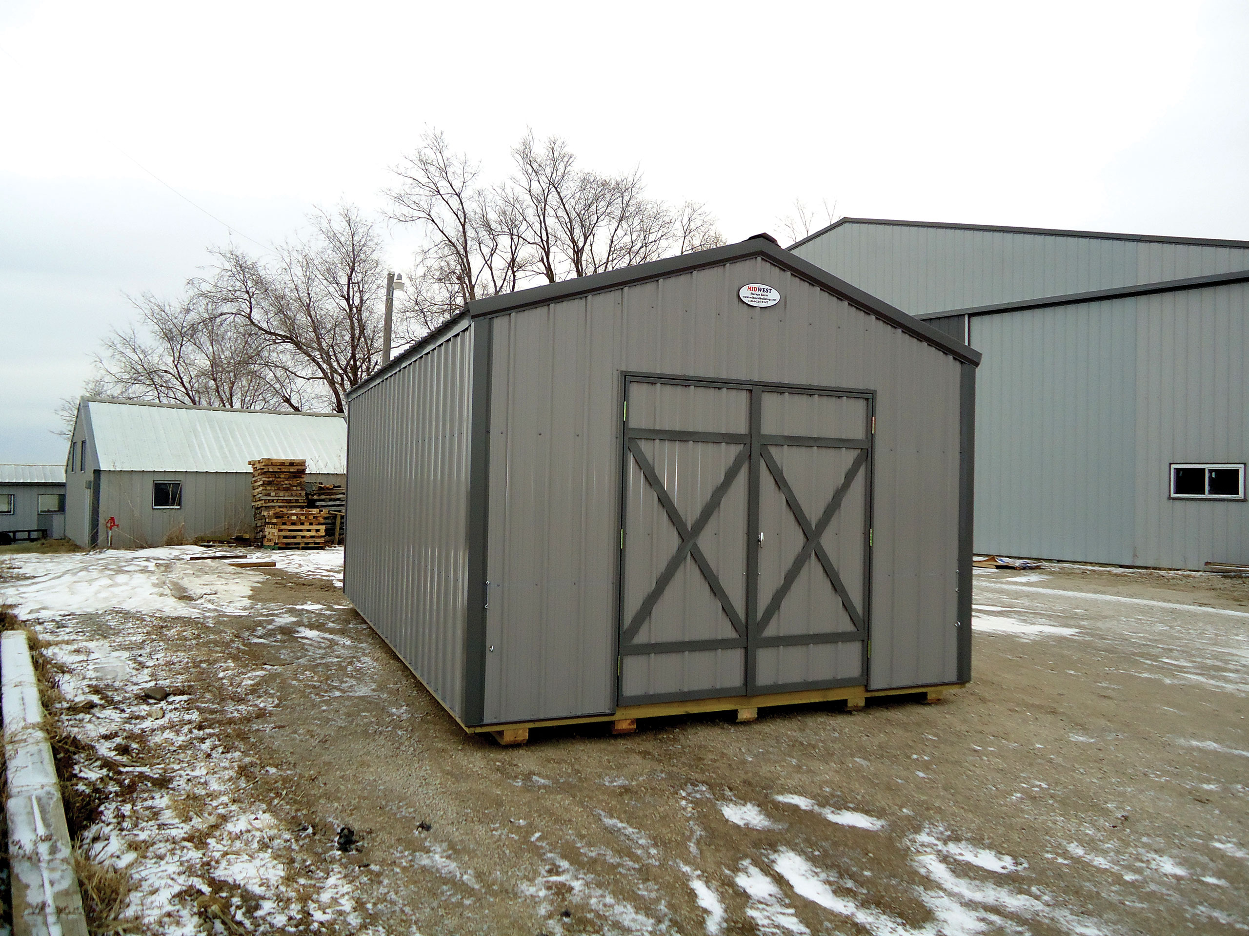 Cottage Barns Come In 18 Different Sizes For Your Multipurpose Storage  Needs!