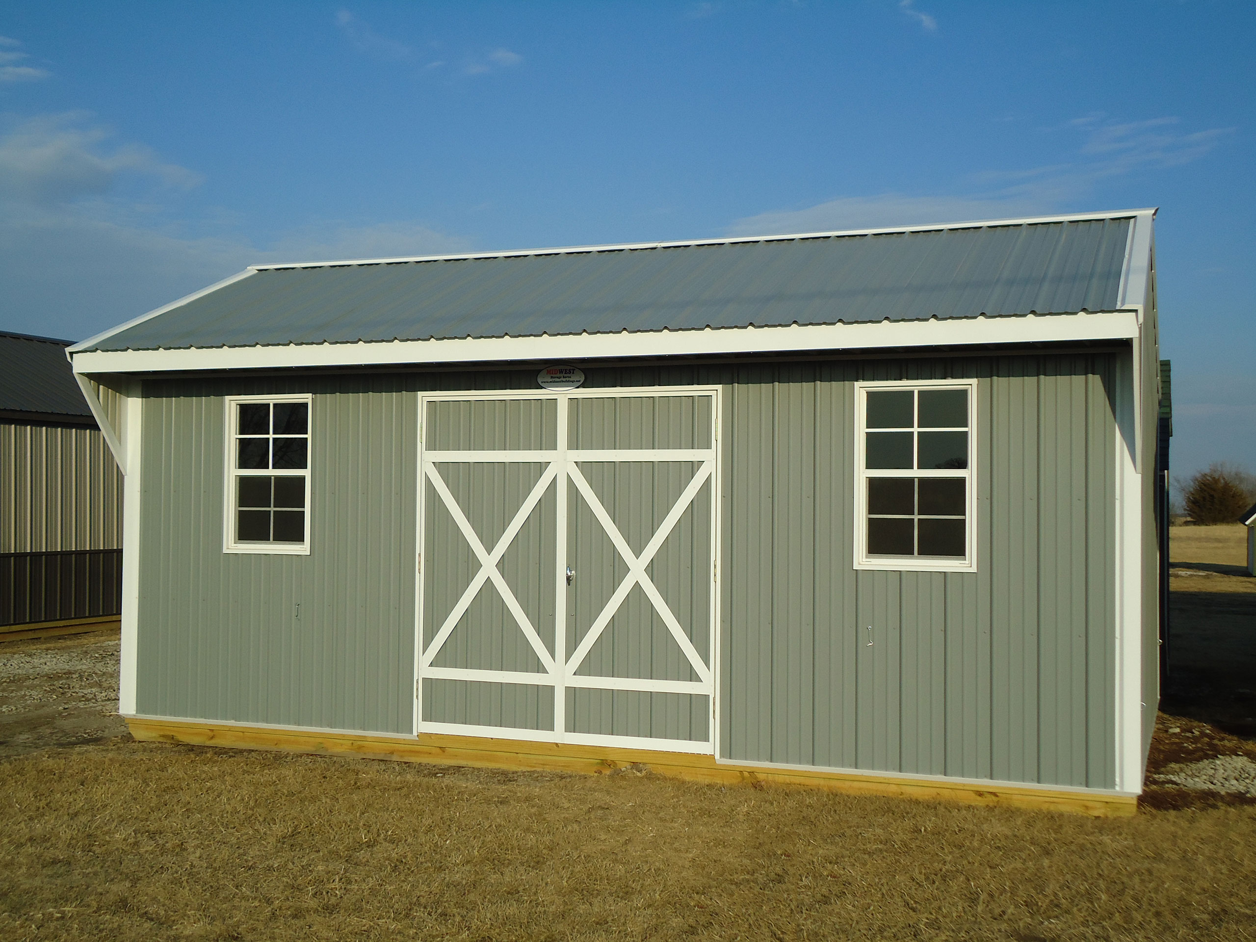 quakers u2022 midwest storage barns
